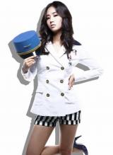 日本初ライブが決定! 韓国の美脚美女9人組グループ少女時代のユリ