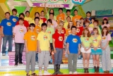 フジテレビ系『FNSの日26時間テレビ』の制作発表会見に出席した、島田紳助らヘキサゴンファミリー (C)ORICON DD inc.