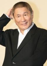 映画『アウトレイジ』初日舞台あいさつに出席した北野武監督 (C)ORICON DD inc.