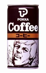『ポッカコーヒー』の5代目缶(1987年〜)