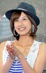 『お台場合衆国2010 〜笑うBayには福きたる!!〜』の制作発表会見に出席した加藤綾子アナウンサー