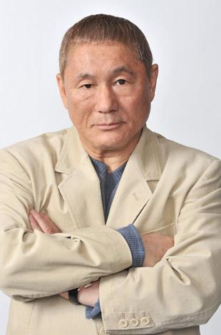 ドラマ『帰国』で倉本聰の作品に初出演するビートたけし (C)TBS