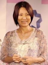 第1回『JAPAN ROMANCE AWARD』でロマンスクリエイティブ音楽部門を受賞した広瀬香美 (C)ORICON DD inc.