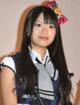 映画『告白」』大ヒット御礼舞台あいさつに登壇したAKB48の北原里英 (C)ORICON DD inc.