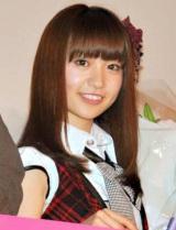 映画『告白」』大ヒット御礼舞台あいさつに登壇したAKB48の大島優子 (C)ORICON DD inc.