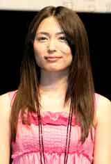 映画『ロストクライム —閃光—』の舞台あいさつに登壇した川村ゆきえ (C)ORICON DD inc.