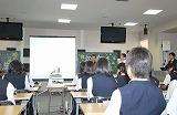 特別授業の様子 (C)ORICON DD inc.