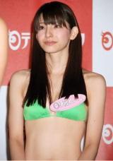 『日テレジェニック2010』に選ばれた伊藤れいこ (C)ORICON DD inc.
