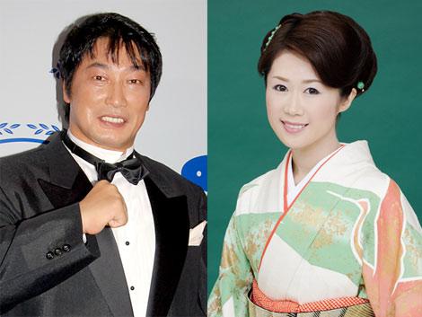 サムネイル 結婚を発表した小橋建太(左)と、お相手のみずき舞