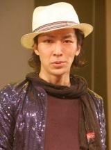 プロデュースする舞台『SIX DOORS』の制作発表会見に出席したTAKAHIRO (C)ORICON DD inc.