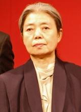 映画『悪人』完成報告会見に出席した樹木希林 (C)ORICON DD inc.