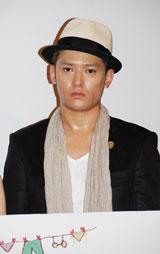 映画『さんかく』の初日舞台あいさつに登壇した、主演の高岡蒼甫 (C)ORICON DD inc.