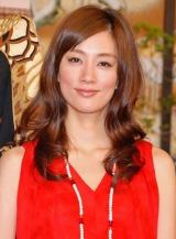 2011年大河ドラマ『江〜姫たちの戦国』に出演する水川あさみ