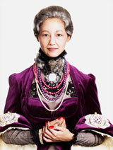 全く別人! 写真集『100+1 ERIKAS』(朝日出版社)で老女に変身した沢尻エリカ