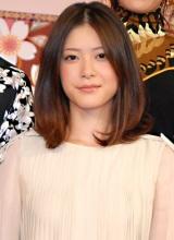 2011年度NHK大河『江〜姫たちの戦国〜』新女性キャスト発表会見に出席した主役の上野樹里 (C)ORICON DD inc.