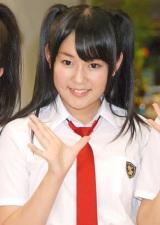渡り廊下走り隊の5thシングル「青春のフラッグ」発売記念イベントを行った多田愛佳 (C)ORICON DD inc.