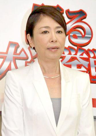 フジテレビ系列『FNN踊る大選挙戦2010』の記者発表に出席した安藤優子アナウンサー (C)ORICON DD inc.