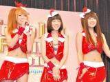 史上初のアイドルフェス『TOKYO IDOL FESTIVAL 2010』制作記者発表会見に出席したYGAのメンバー (C)ORICON DD inc.