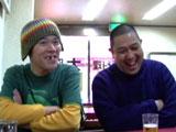 知久寿焼(左)と石川浩司