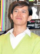 舞台『真夜中のパーティー』の公開稽古を行った阿部力 (C)ORICON DD inc.