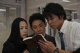 いかりや長介さん扮する和久の甥という役どころで同シリーズ初出演を果たした伊藤淳史(中央) (C) 2010 フジテレビジョン アイ・エヌ・ピー