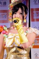 "AKB48発の""納豆ユニット""『ナットウエンジェルZ』の宮崎美穂 (C)ORICON DD inc."
