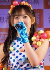"AKB48発の""納豆ユニット""『ナットウエンジェルZ』の仁藤萌乃 (C)ORICON DD inc."