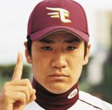 ファンモンの新曲のジャケットを飾る田中将大投手(写真は初回限定盤)