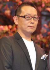 映画『ハナミズキ』の完成披露舞台あいさつに出席した土井裕泰監督 (C)ORICON DD inc.