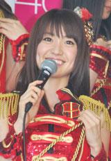 AKB48『サプライズはありません』のコンサート前に意気込みを語る大島優子(C)ORICON DD inc.