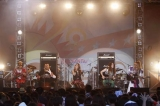 初ライブをアコースティック形式で行ったロックバンド・FANTA(写真左から)Ayanocozey、Akebono、Nana、Friedman、Takamiy (C)ORICON DD inc.
