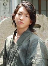 舞台『12人の優しい殺し屋』の制作発表を行った前田公輝 (C)ORICON DD inc.