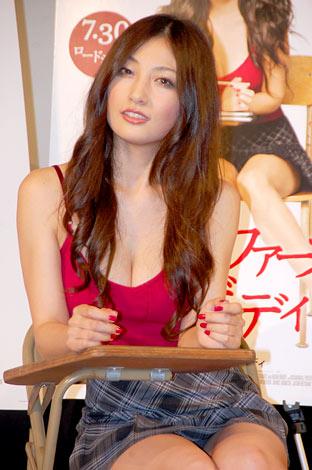 サムネイル 、映画『ジェニファーズ・ボディ』の公開イベントに出席した熊田曜子