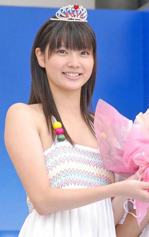 サムネイル ミスマガジン2010グランプリの新川優愛(C)ORICON DD inc.