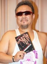 映画『アーマード武装地帯』のBD&DVD発売イベントに参加したテレンス・リー (C)ORICON DD inc.