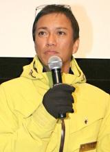 映画『フローズン』のトークショーイベントに参加した八代英輝氏 (C)ORICON DD inc.
