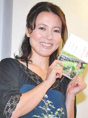 著書『杉田かおるのオーガニックライフ』の発売イベントを行った杉田かおる (C)ORICON DD inc.