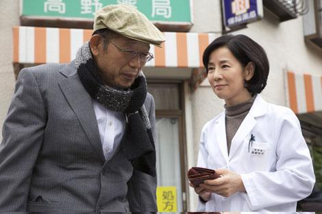 映画『おとうと』のワンシーン  (C)2010「おとうと」製作委員会