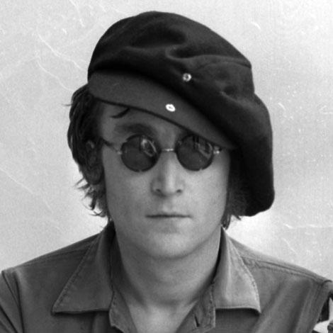 ジョン・レノン (C)Yoko Ono