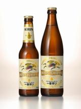 欧州大陸向け商品がドイツで製造されることになった『キリン一番搾り生ビール』