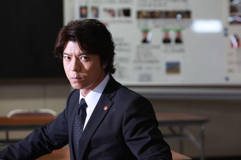 WOWOW連続ドラマW『マークスの山』で主演を務める上川隆也