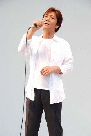 デビュー40周年記念アルバム『GORO Prize Years,Prize Songs』の発売記念イベントを行った野口五郎 (C)ORICON DD inc.