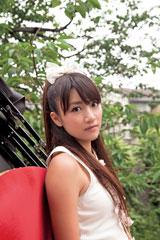 AKB48・高橋みなみの初ソロ写真集『たかみな』(9月22日発売予定/講談社)の1カット