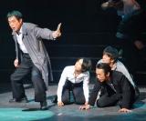 舞台『広島に原爆を落とす日』の公開稽古の模様 (C)ORICON DD inc.