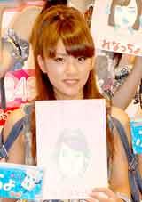 『ぷっちょ』の新CM発表会に出席したAKB48・高橋みなみ