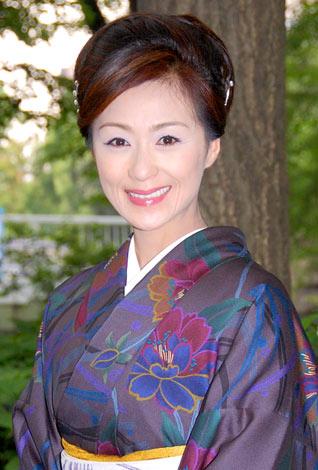 サムネイル 長山洋子が第1子を出産 (C)ORICON DD inc.