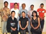 映画イベント『Love & Eros Cinema Collection』の製作発表会見の模様 (C)ORICON DD inc.