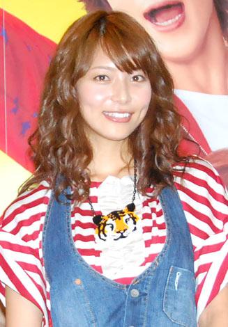 映画『NECK ネック』のトークショーイベントに出席した相武紗季 (C)ORICON DD inc.