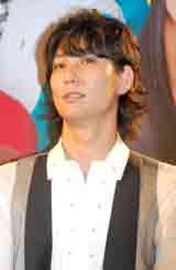 映画『NECK ネック』のトークショーイベントに出席した平岡祐太
