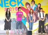 映画『NECK ネック』のトークショーイベントの模様